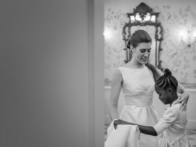 La boda de Fran y Laura en Madrid, Madrid 1
