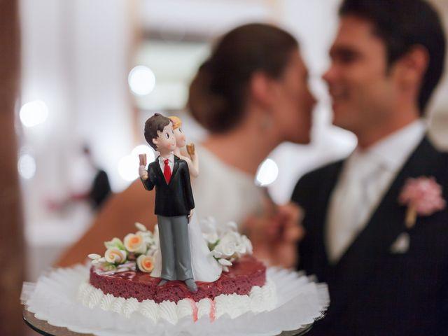 La boda de Fran y Laura en Madrid, Madrid 21