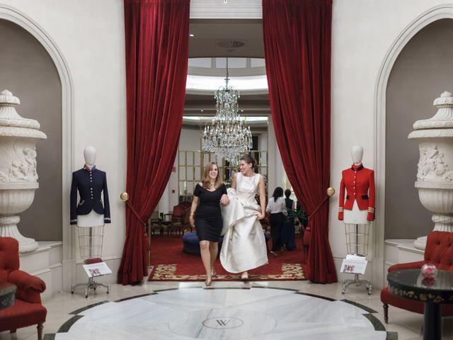 La boda de Fran y Laura en Madrid, Madrid 30