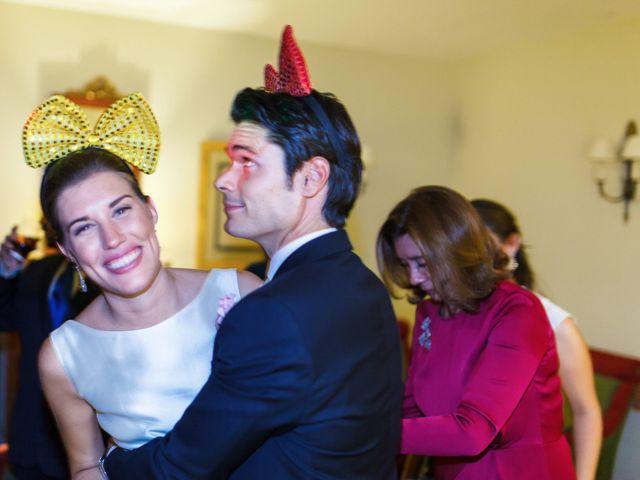 La boda de Fran y Laura en Madrid, Madrid 38