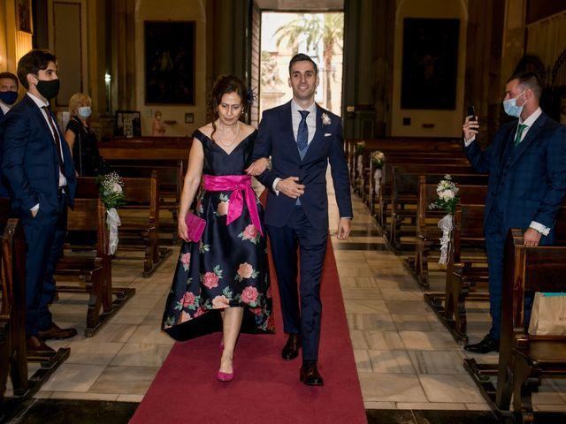 La boda de Javier y Shirley en El Puig, Valencia 9