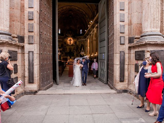 La boda de Javier y Shirley en El Puig, Valencia 12