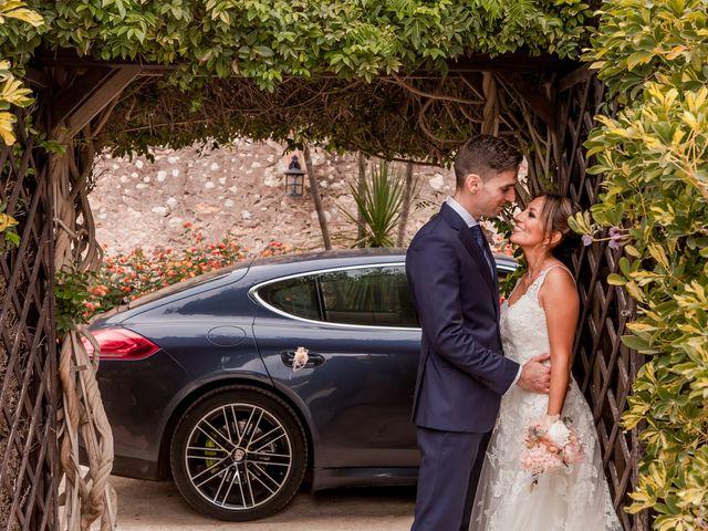 La boda de Javier y Shirley en El Puig, Valencia 13