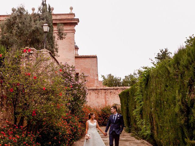 La boda de Javier y Shirley en El Puig, Valencia 14