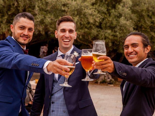 La boda de Javier y Shirley en El Puig, Valencia 16