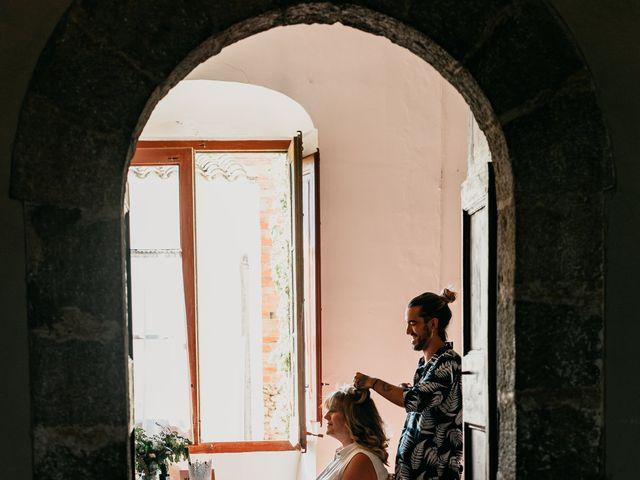 La boda de Frank y Dora en El Rourell, Tarragona 4
