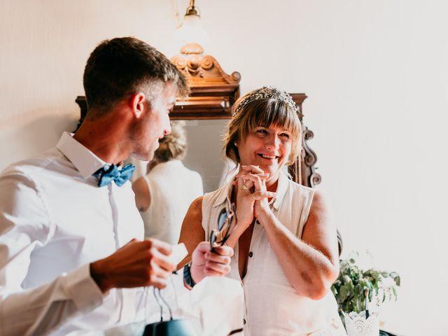 La boda de Frank y Dora en El Rourell, Tarragona 7