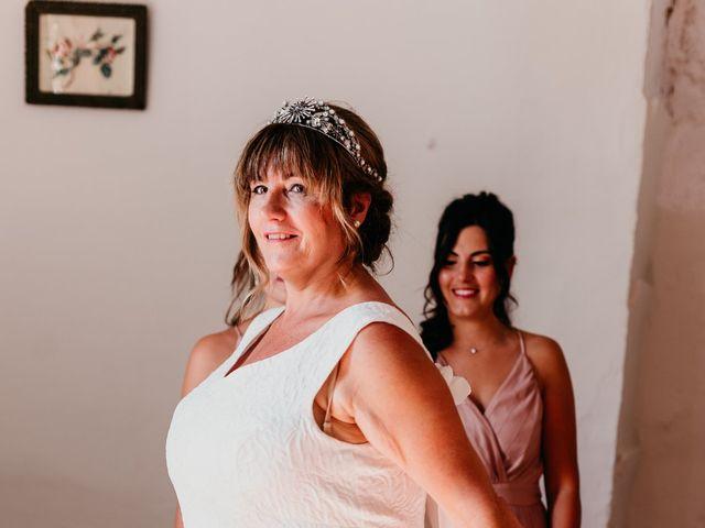 La boda de Frank y Dora en El Rourell, Tarragona 9