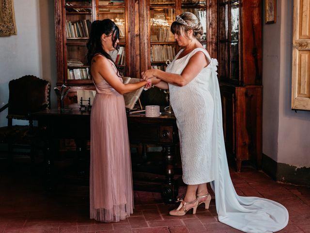 La boda de Frank y Dora en El Rourell, Tarragona 13