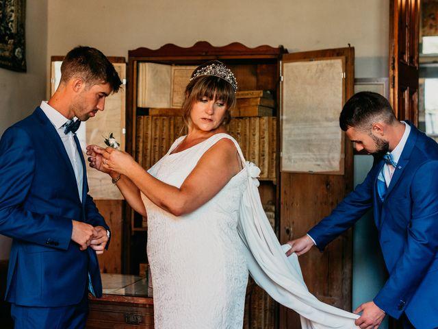 La boda de Frank y Dora en El Rourell, Tarragona 16