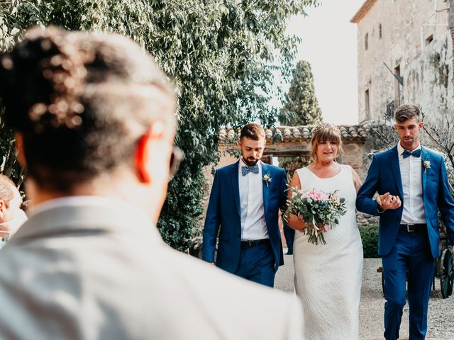 La boda de Frank y Dora en El Rourell, Tarragona 33
