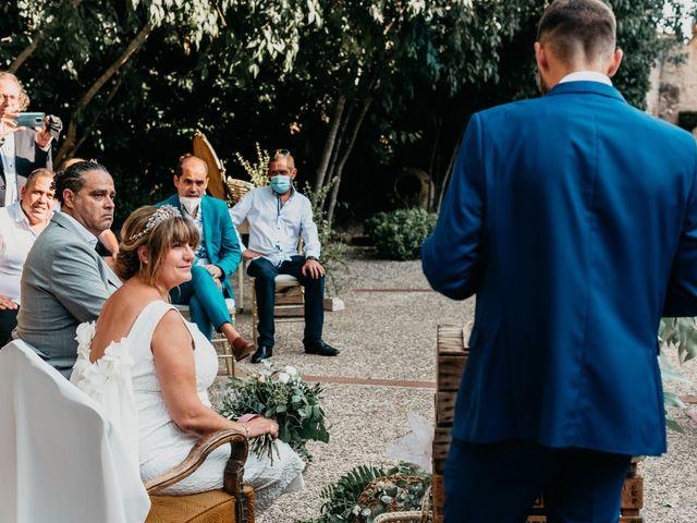 La boda de Frank y Dora en El Rourell, Tarragona 34