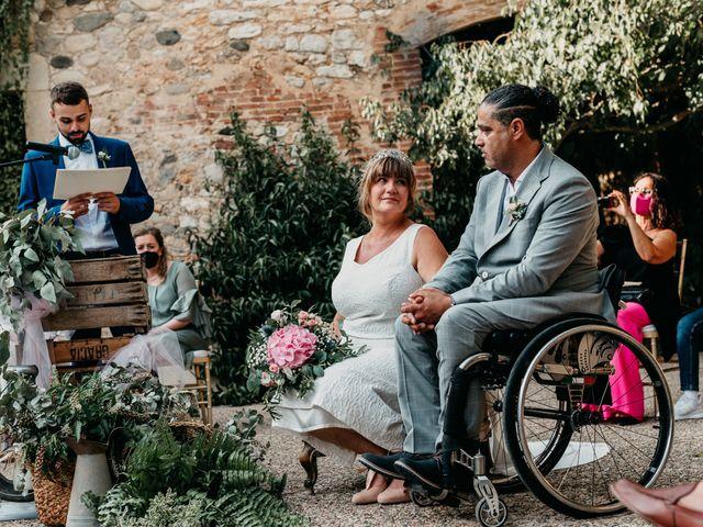 La boda de Frank y Dora en El Rourell, Tarragona 35