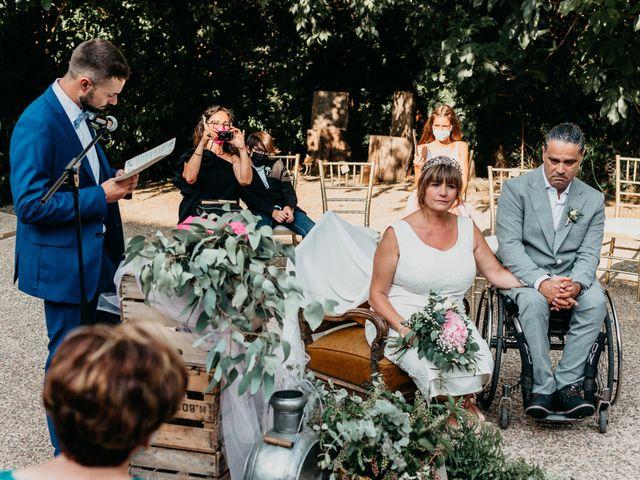 La boda de Frank y Dora en El Rourell, Tarragona 36