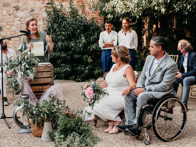 La boda de Frank y Dora en El Rourell, Tarragona 38