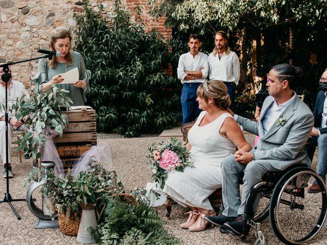 La boda de Frank y Dora en El Rourell, Tarragona 40