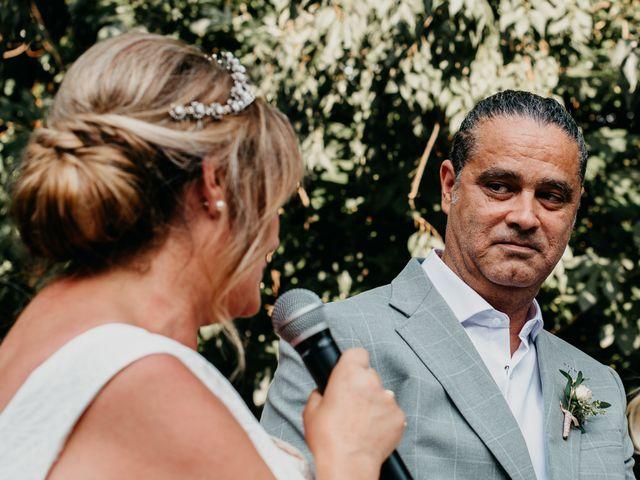 La boda de Frank y Dora en El Rourell, Tarragona 45