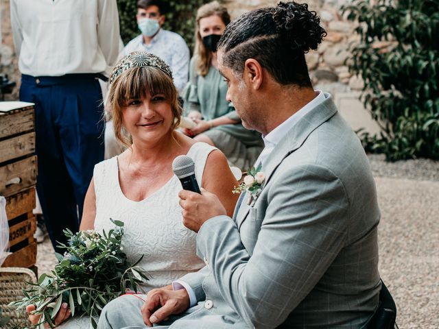 La boda de Frank y Dora en El Rourell, Tarragona 46