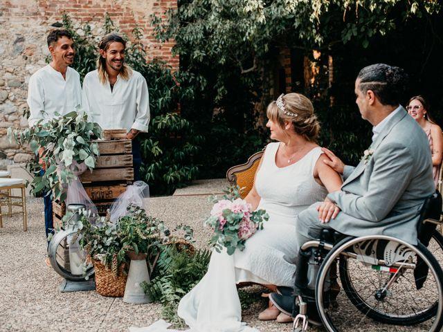 La boda de Frank y Dora en El Rourell, Tarragona 49