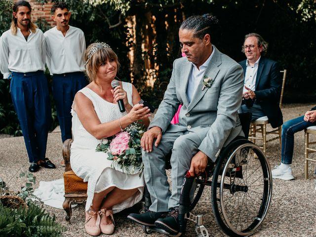 La boda de Frank y Dora en El Rourell, Tarragona 51