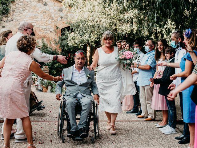 La boda de Frank y Dora en El Rourell, Tarragona 52