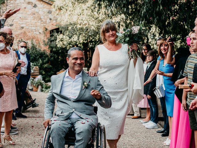 La boda de Frank y Dora en El Rourell, Tarragona 53