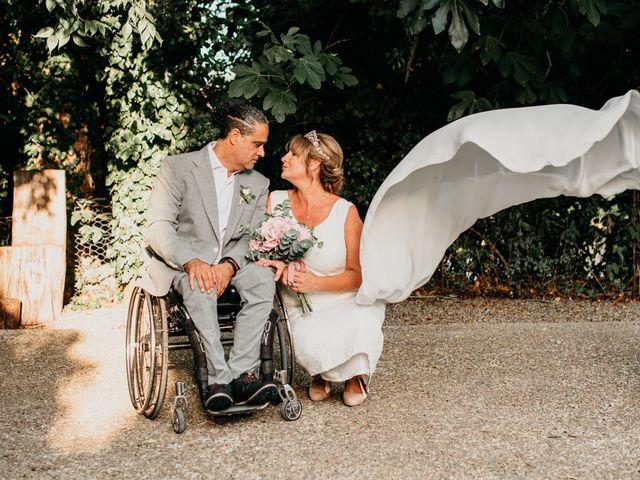 La boda de Frank y Dora en El Rourell, Tarragona 59