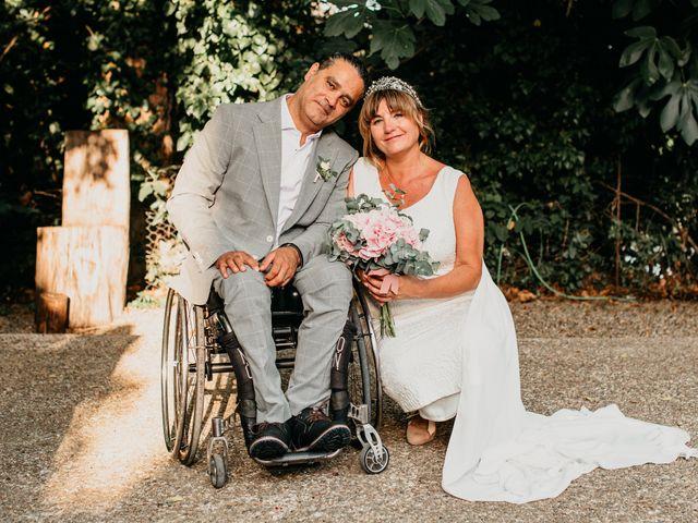 La boda de Frank y Dora en El Rourell, Tarragona 60