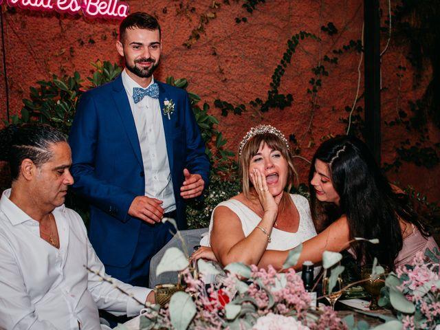 La boda de Frank y Dora en El Rourell, Tarragona 75