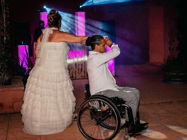 La boda de Frank y Dora en El Rourell, Tarragona 77