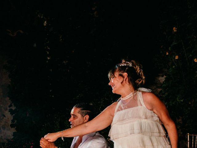La boda de Frank y Dora en El Rourell, Tarragona 78