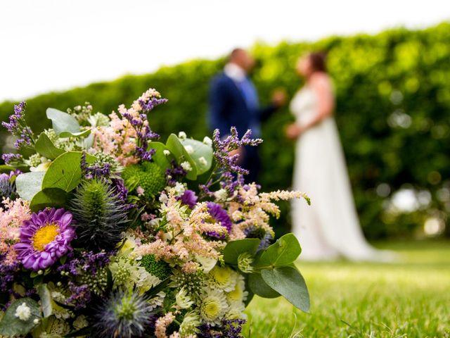 La boda de Esmeralda y Álvaro