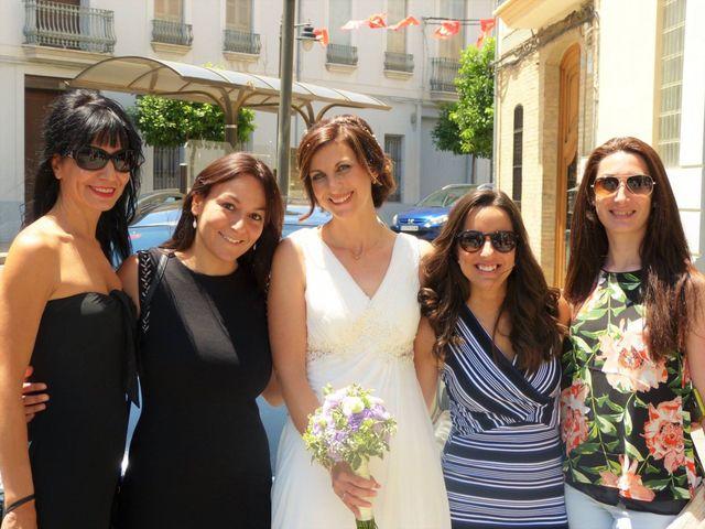 La boda de Jose  y Cristina  en Quart De Poblet, Valencia 6