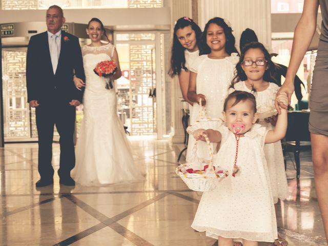 La boda de Matias y Agora en Puerto De La Cruz, Santa Cruz de Tenerife 26