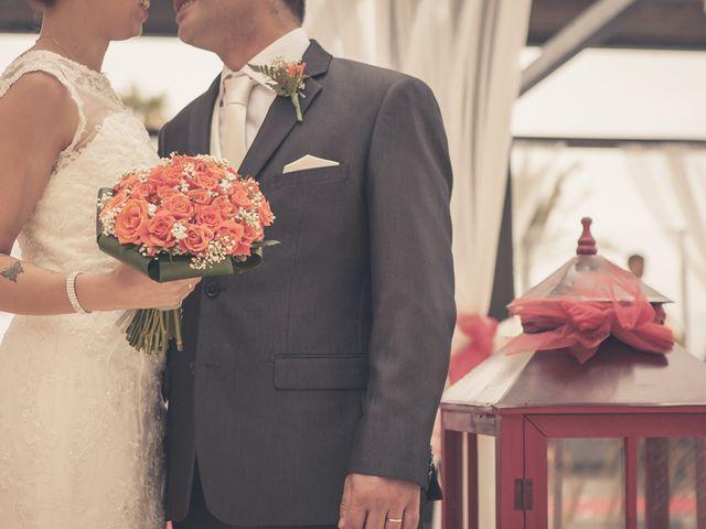 La boda de Matias y Agora en Puerto De La Cruz, Santa Cruz de Tenerife 2