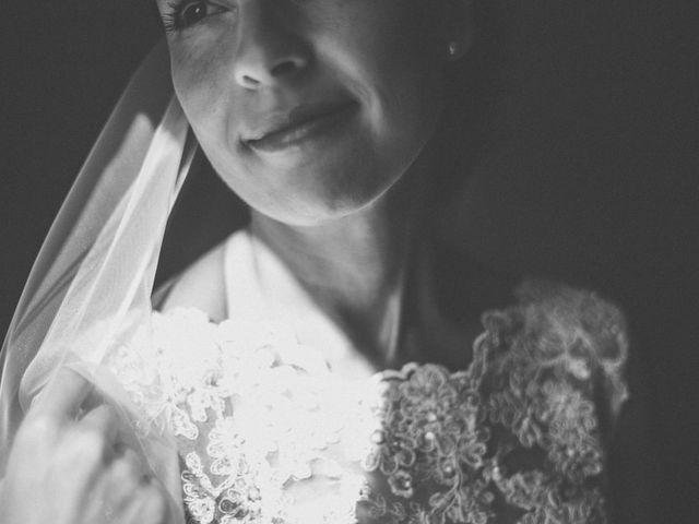 La boda de Felipe y Almudena en Vigo, Pontevedra 6