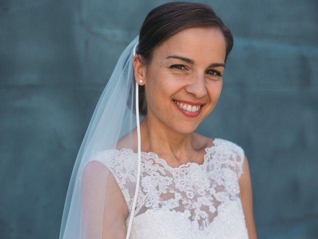 La boda de Felipe y Almudena en Vigo, Pontevedra 8