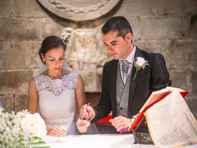 La boda de Felipe y Almudena en Vigo, Pontevedra 12