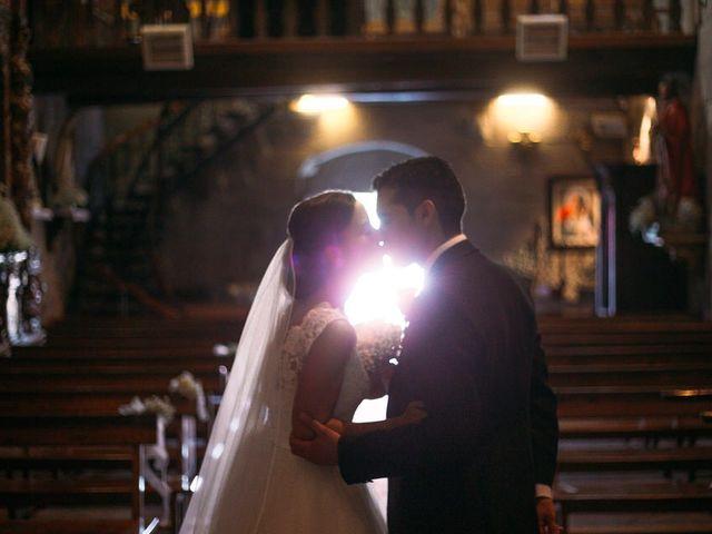 La boda de Felipe y Almudena en Vigo, Pontevedra 13