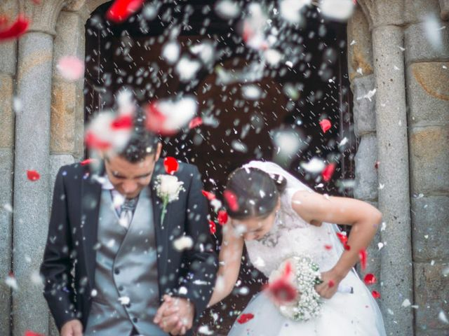 La boda de Felipe y Almudena en Vigo, Pontevedra 14