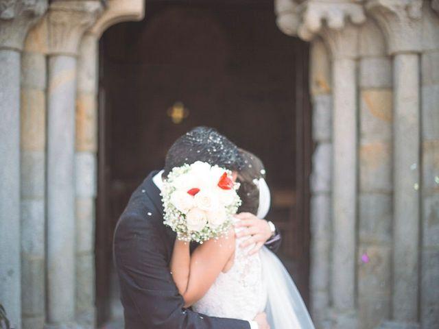 La boda de Felipe y Almudena en Vigo, Pontevedra 15
