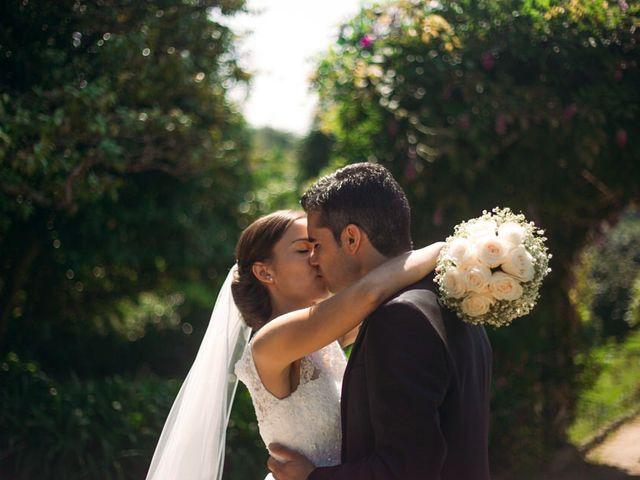 La boda de Almudena y Felipe
