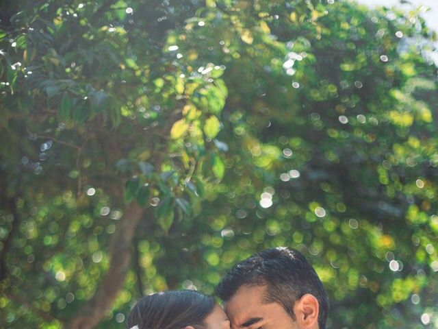 La boda de Felipe y Almudena en Vigo, Pontevedra 21