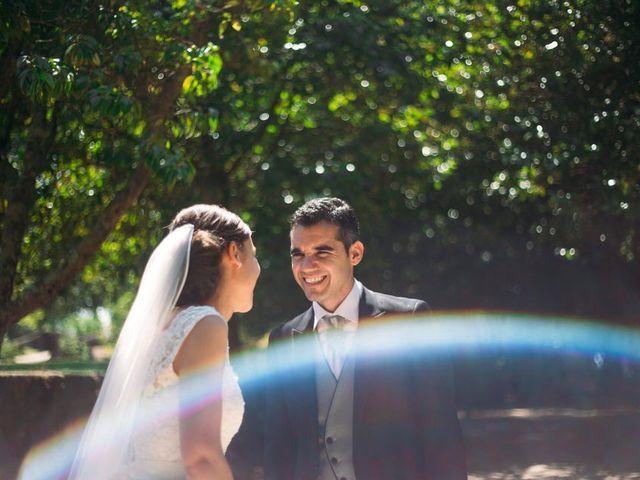 La boda de Felipe y Almudena en Vigo, Pontevedra 22