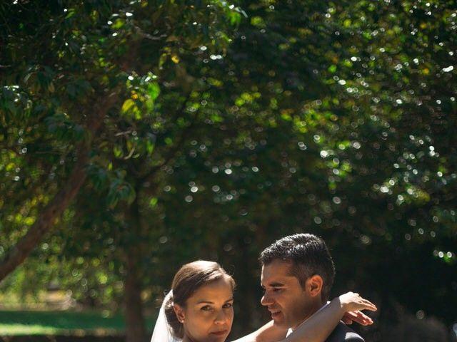 La boda de Felipe y Almudena en Vigo, Pontevedra 23