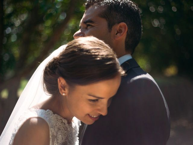 La boda de Felipe y Almudena en Vigo, Pontevedra 25