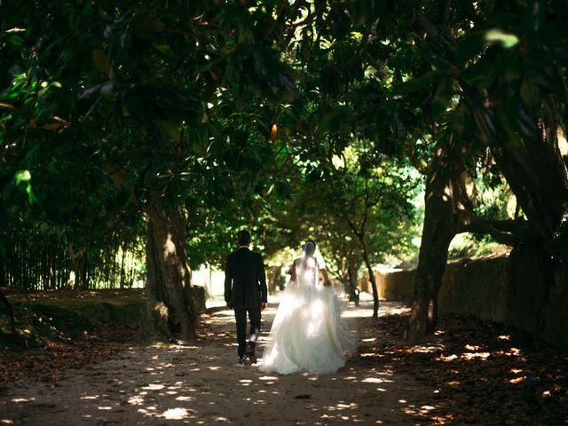 La boda de Felipe y Almudena en Vigo, Pontevedra 26