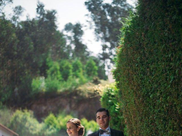La boda de Felipe y Almudena en Vigo, Pontevedra 28