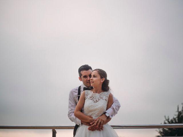 La boda de Felipe y Almudena en Vigo, Pontevedra 39