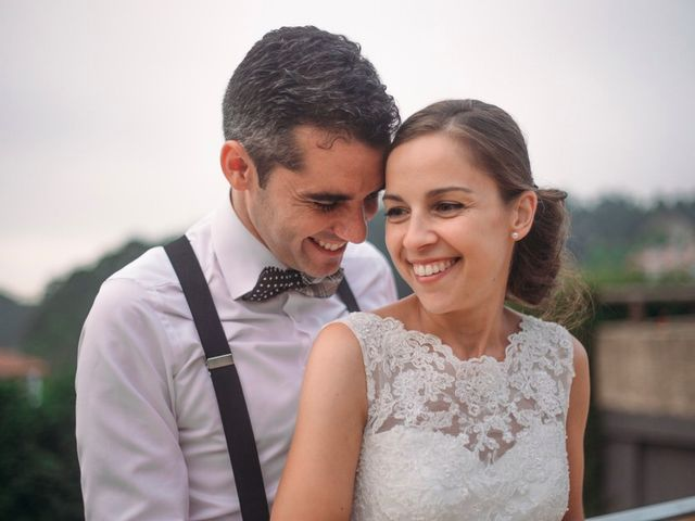 La boda de Felipe y Almudena en Vigo, Pontevedra 41